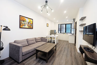 Good quality 1-bedroom apartment on Dang Thai Than Street to rent