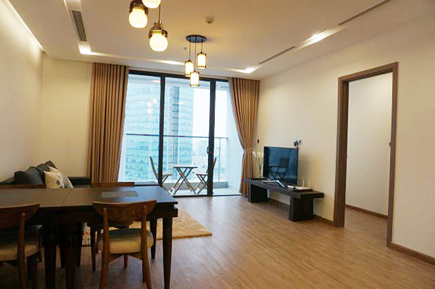 Good view apartment in Vinhomes Metropolis, Ba Dinh District 1