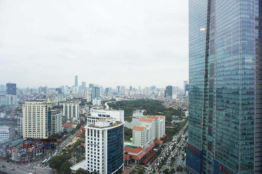 Good view apartment in Vinhomes Metropolis, Ba Dinh District 17