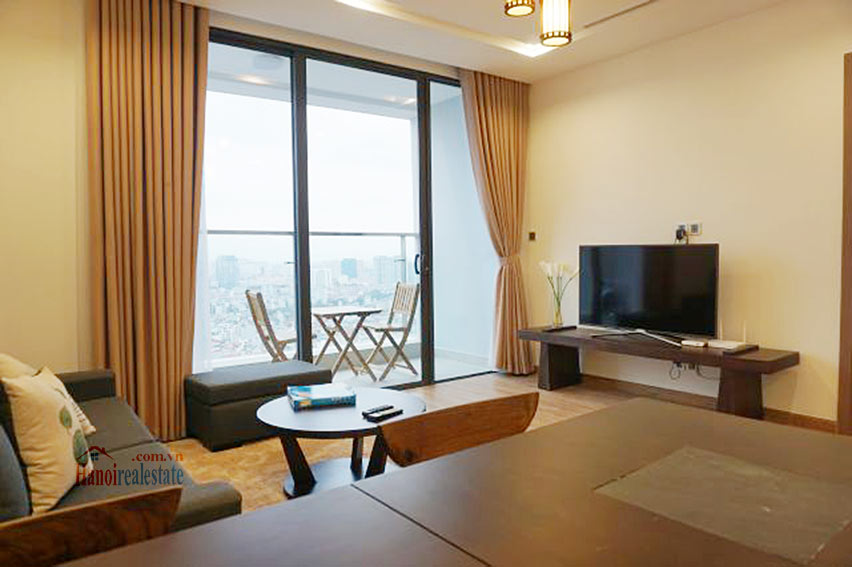 Good view apartment in Vinhomes Metropolis, Ba Dinh District 2