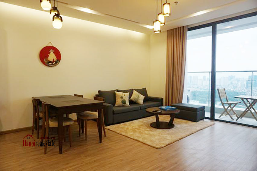 Good view apartment in Vinhomes Metropolis, Ba Dinh District 4