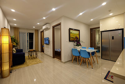 Gorgeous 02BRs apartment on high floor at L3 Ciputra