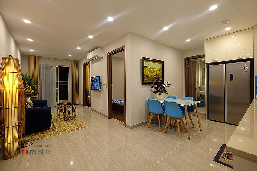Gorgeous 02BRs apartment on high floor at L3 Ciputra 1