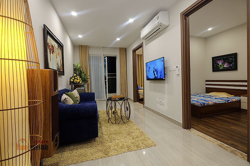Gorgeous 02BRs apartment on high floor at L3 Ciputra 3