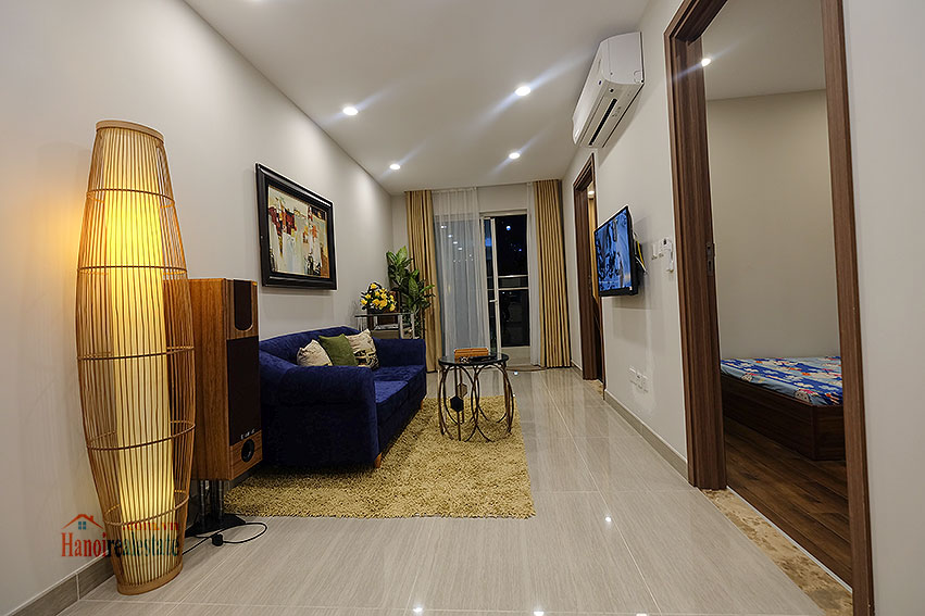 Gorgeous 02BRs apartment on high floor at L3 Ciputra 4