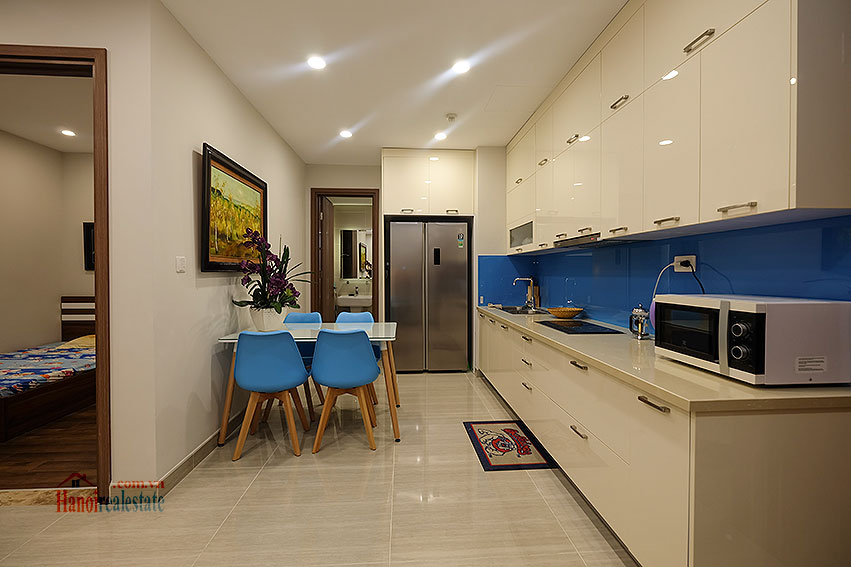 Gorgeous 02BRs apartment on high floor at L3 Ciputra 6