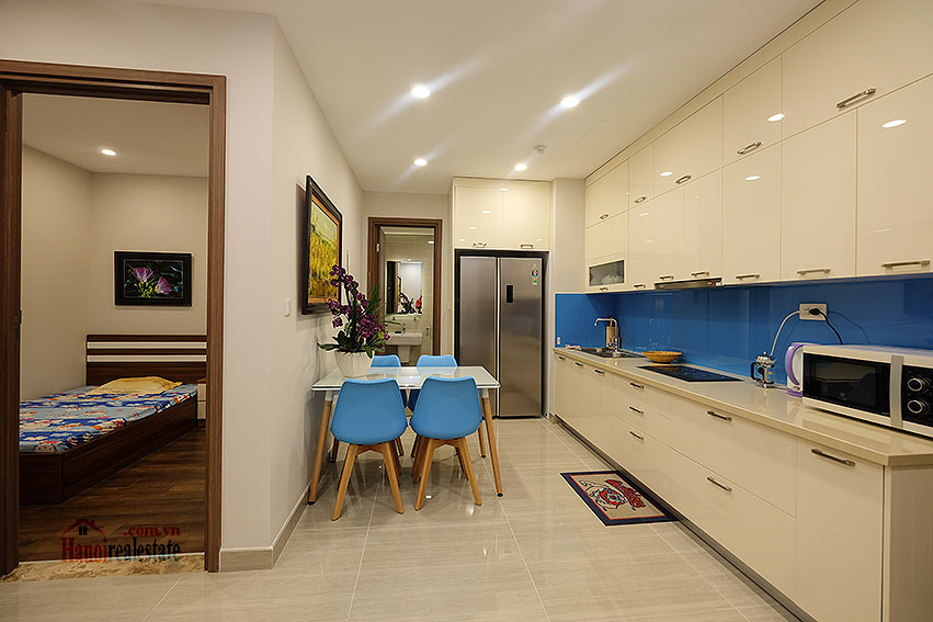 Gorgeous 02BRs apartment on high floor at L3 Ciputra 7