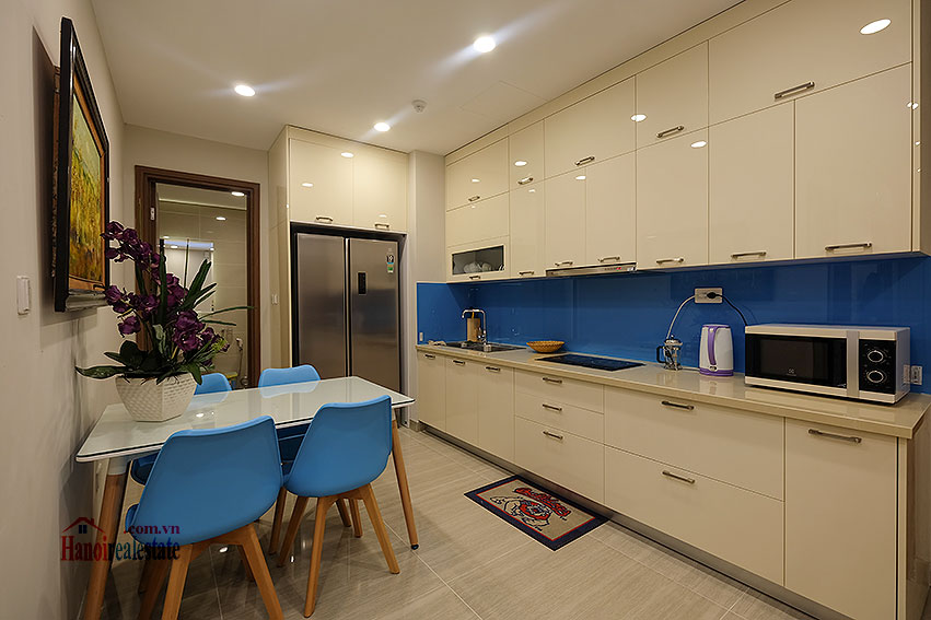 Gorgeous 02BRs apartment on high floor at L3 Ciputra 9
