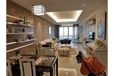 Gorgeous 03BRs apartment in P2 Ciputra, 145m2