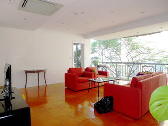 Hanoi Lake Residences, 3 bedroom apartment for rent in Truc Bach