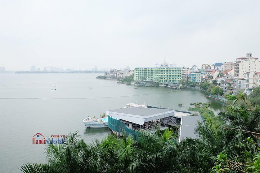 Hanoi Lake view: Bright and airy 02BRs serviced apartment, lake view 15