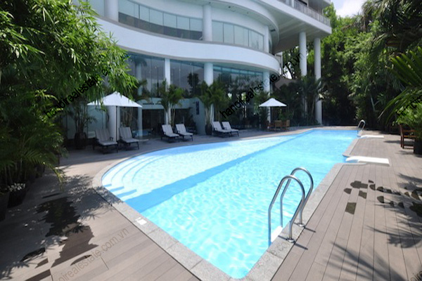 Hanoi Lake View-3 Bed room Executive apartment have a perfect view of the charming West Lake 5