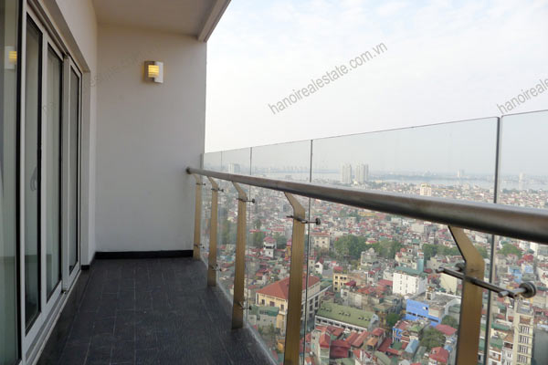 Hanoi - Lancaster 3 bedroom furnished apartment on high floor, 146m2 13