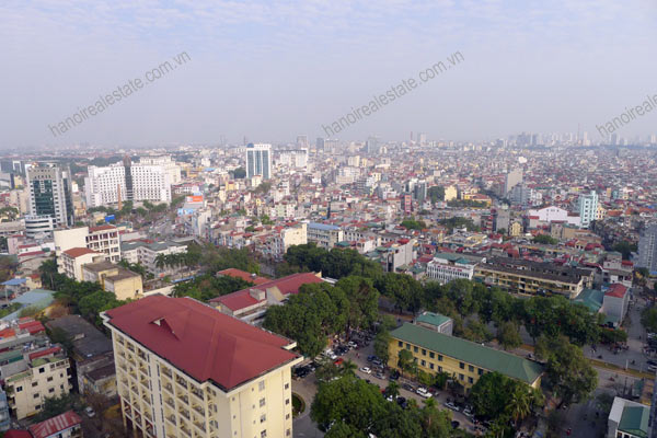 Hanoi - Lancaster 3 bedroom furnished apartment on high floor, 146m2 15