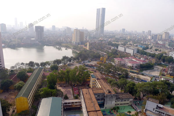 Hanoi - Lancaster 3 bedroom furnished apartment on high floor, 146m2 7