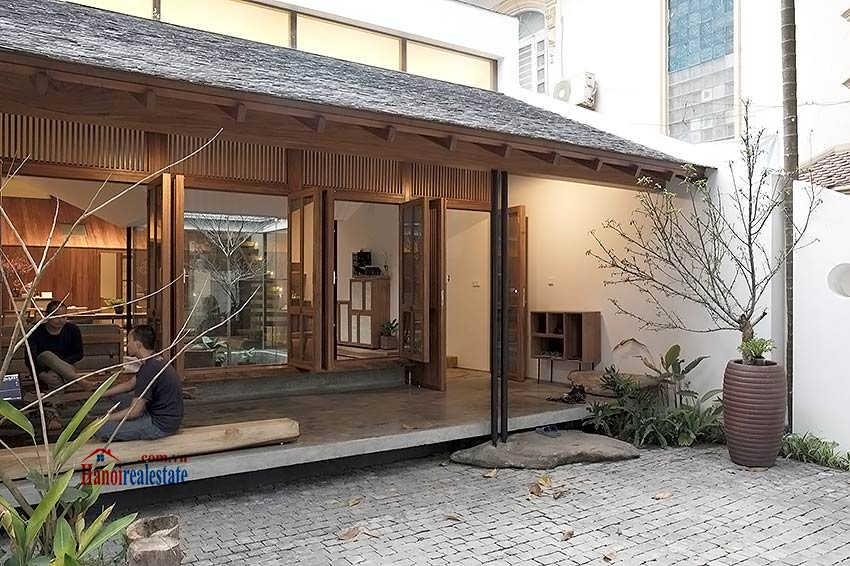 Hanoi Westlake hopper house to let, brand new & modern interior design 1