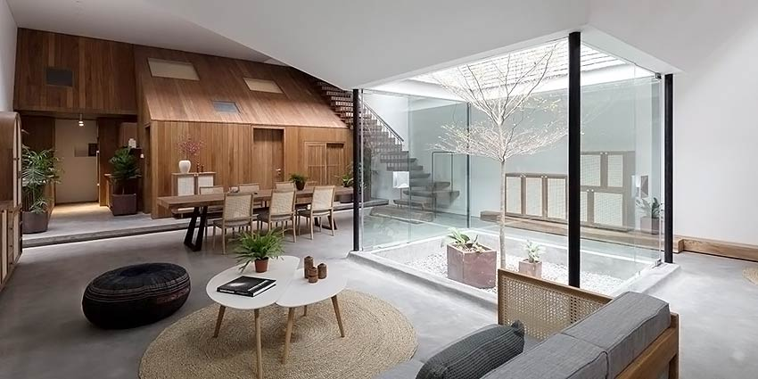 Hanoi Westlake hopper house to let, brand new & modern interior design 2