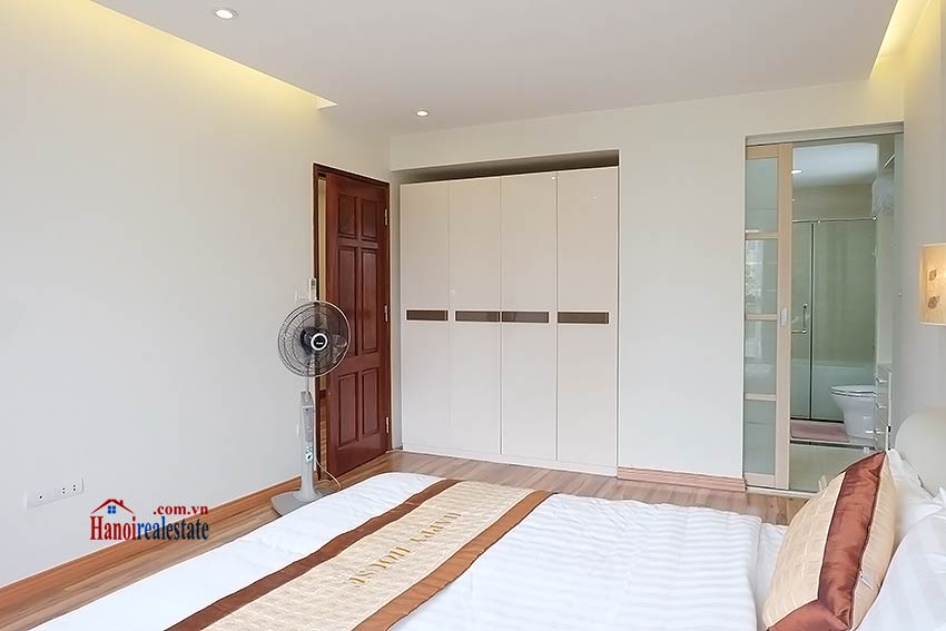 High floor 02BRs serviced apartment to let in Hai Ba Trung, Hanoi 10