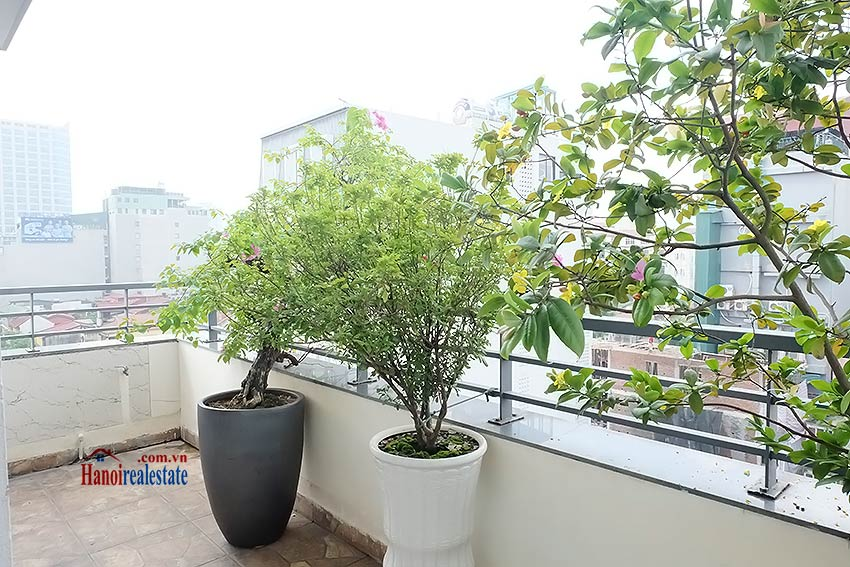 High floor 02BRs serviced apartment to let in Hai Ba Trung, Hanoi 5