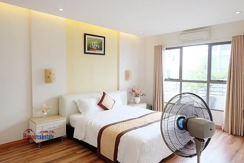 High floor 02BRs serviced apartment to let in Hai Ba Trung, Hanoi 8
