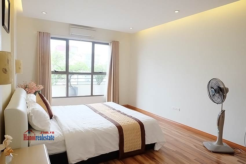 High floor 02BRs serviced apartment to let in Hai Ba Trung, Hanoi 9