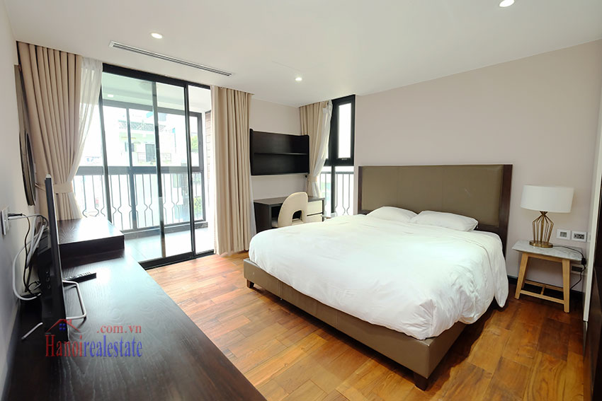 High Floor & Modern 03 Bedroom Serviced Apartment in Hoan Kiem 15