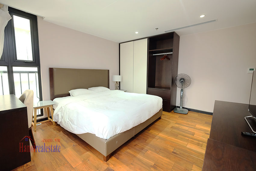 High Floor & Modern 03 Bedroom Serviced Apartment in Hoan Kiem 16