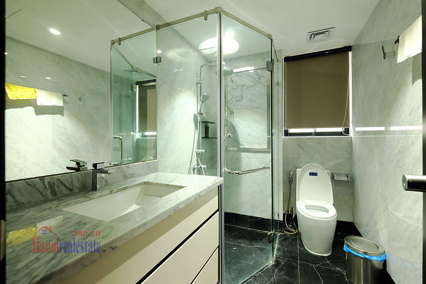 High Floor & Modern 03 Bedroom Serviced Apartment in Hoan Kiem 20