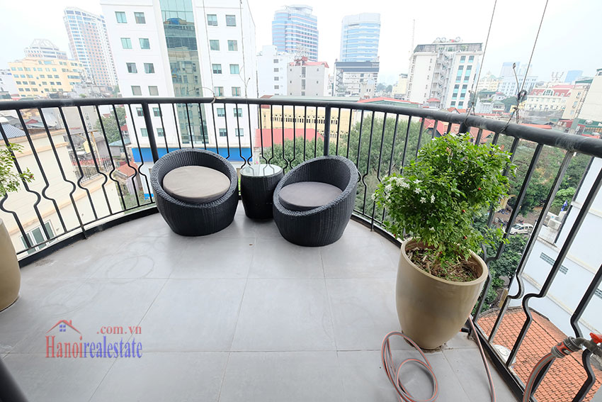 High Floor & Modern 03 Bedroom Serviced Apartment in Hoan Kiem 6