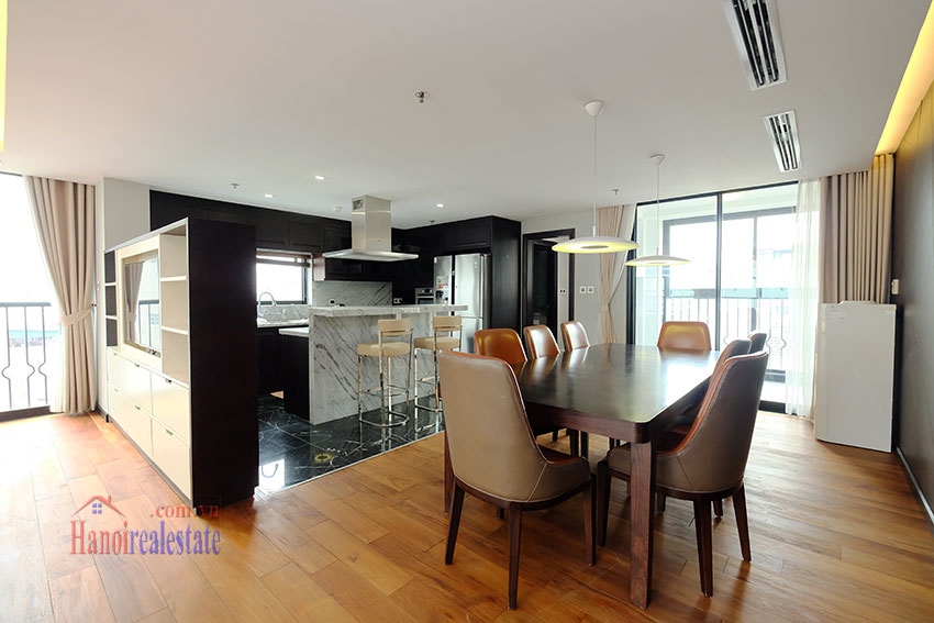 High Floor & Modern 03 Bedroom Serviced Apartment in Hoan Kiem 7