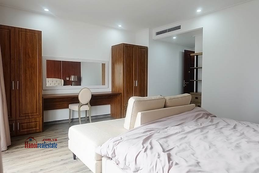 High standard 4 bedroom apartment to lease on Pham Hong Thai, Ba Dinh 15