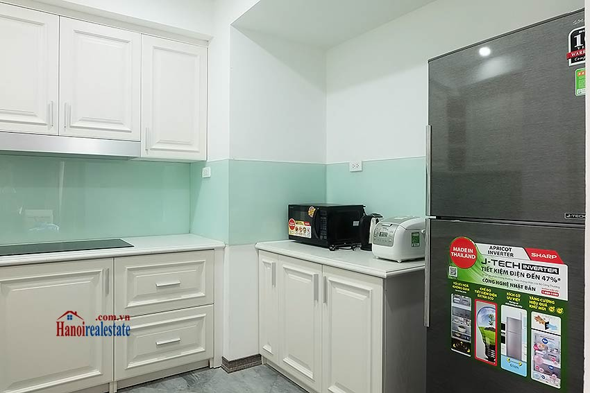 High standard 4 bedroom apartment to lease on Pham Hong Thai, Ba Dinh 6
