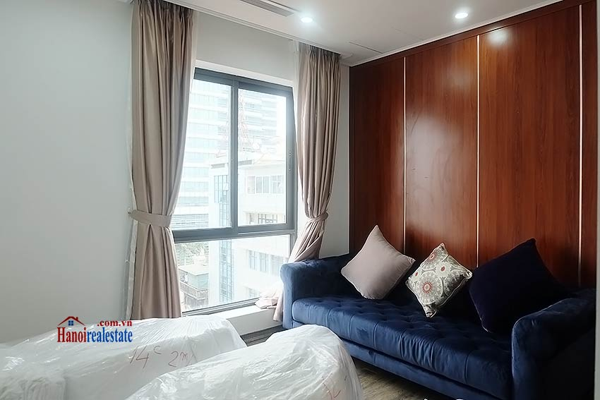 High standard 4 bedroom apartment to lease on Pham Hong Thai, Ba Dinh 8