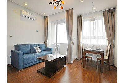 High-end apartment in CTM Complex, 139 Cau Giay, 01 bedroom