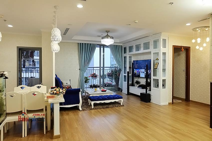High-end apartment in Times City - Park Hill Premium, royal furniture 1