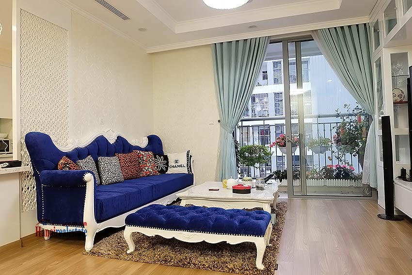 High-end apartment in Times City - Park Hill Premium, royal furniture 4