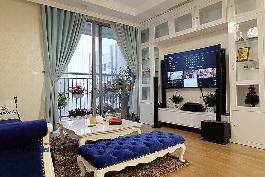 High-end apartment in Times City - Park Hill Premium, royal furniture 6