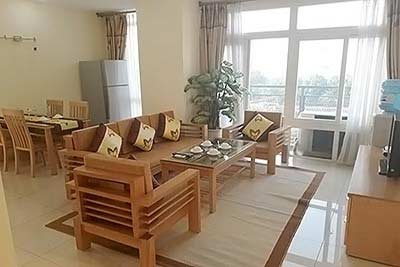 High-end apartment with 02 bedroom in Ba Dinh District, $1500