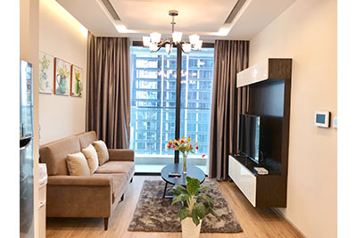 High-end one bedroom apartment in M3 building, Vinhome Metropolis