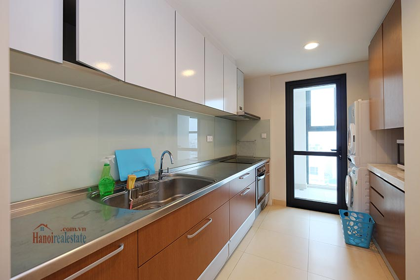 Hoang Thanh Tower 3 bedroom apartment to lease 7