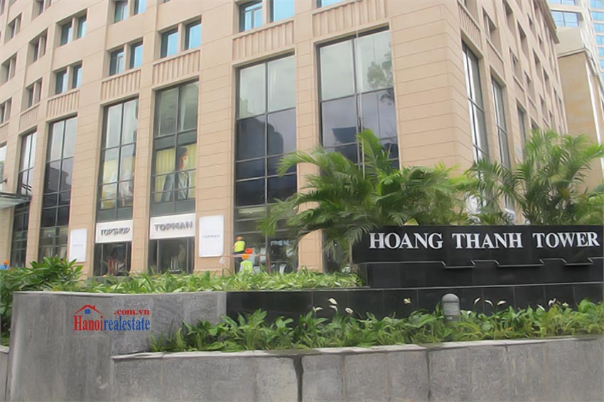 Hoang Thanh Tower Apartment 3