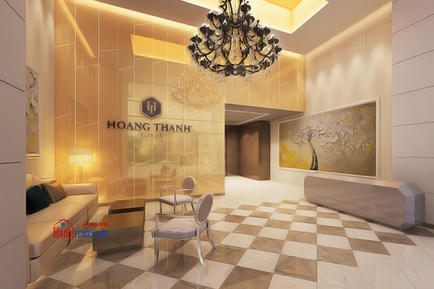 Hoang Thanh Tower Apartment 4