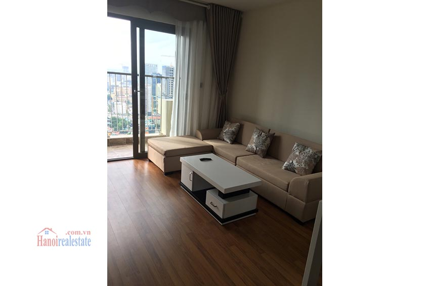 Home City 02 bedroom apartment, Cau Giay Dist 1