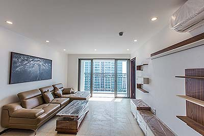Hot trend in Tay Ho: D' Le Roi Solei apartment with view to Westlake and Red River