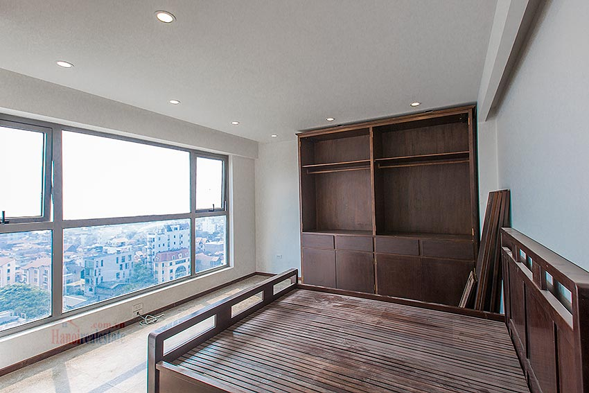 Hot trend in Tay Ho: D' Le Roi Solei apartment with view to Westlake and Red River 12