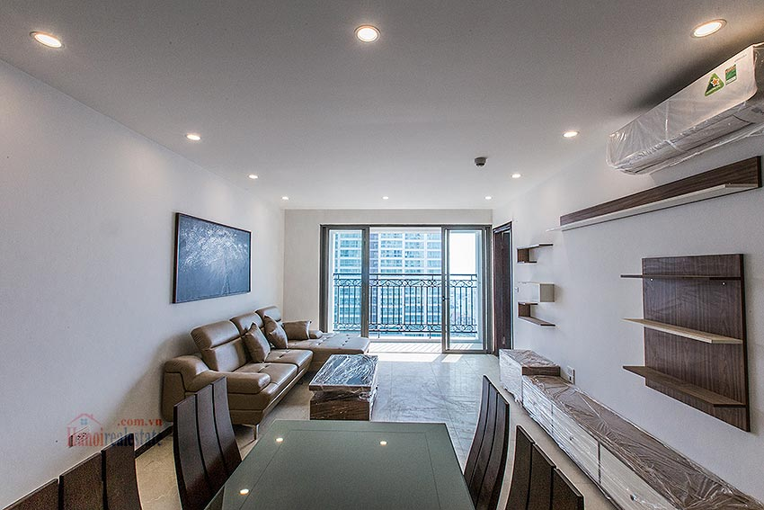 Hot trend in Tay Ho: D' Le Roi Solei apartment with view to Westlake and Red River 3