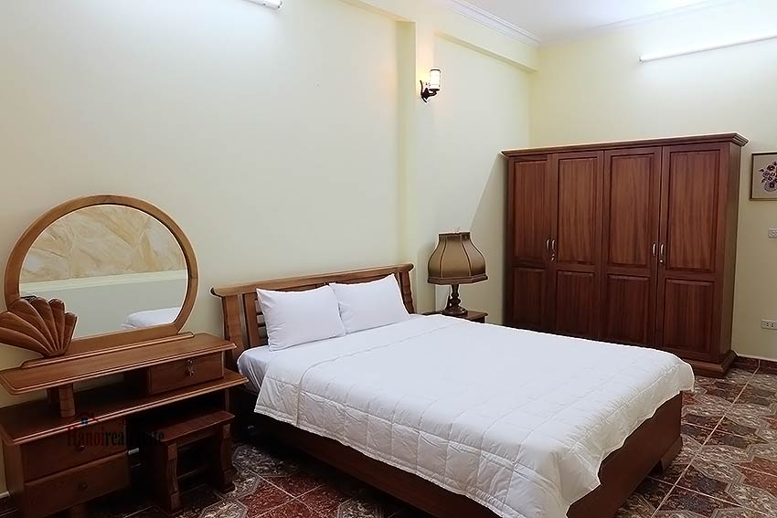 House 3BR in Ba Dinh, fully furnished 14