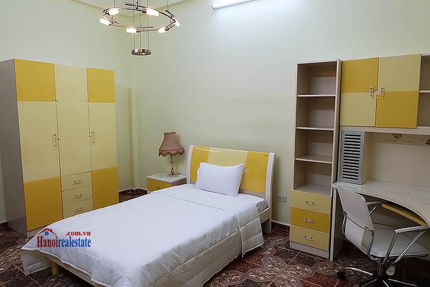House 3BR in Ba Dinh, fully furnished 17