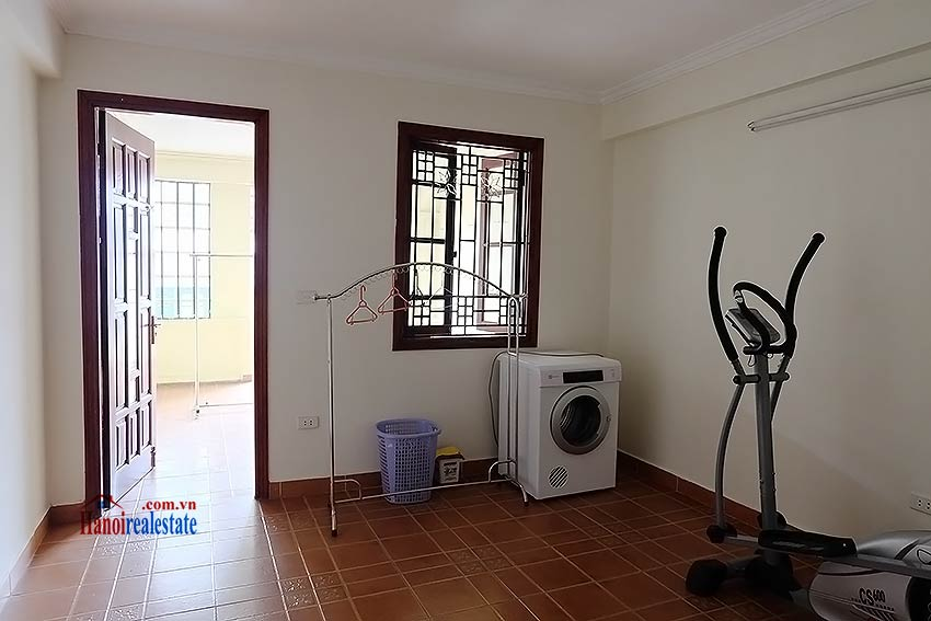 House 3BR in Ba Dinh, fully furnished 18