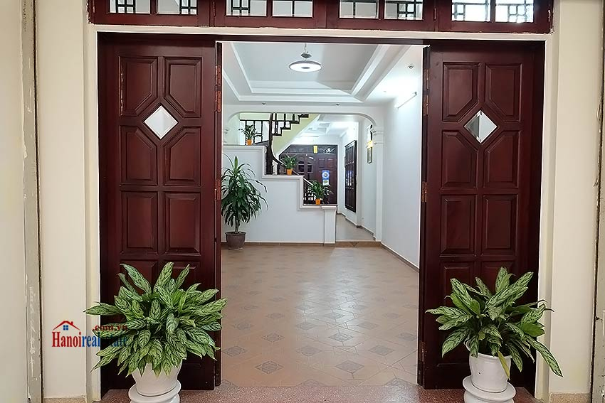 House 3BR in Ba Dinh, fully furnished 2